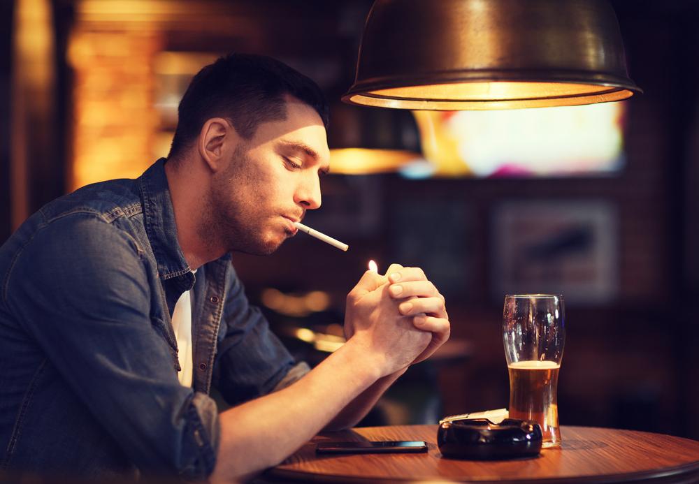 Alcoholism and Smoking