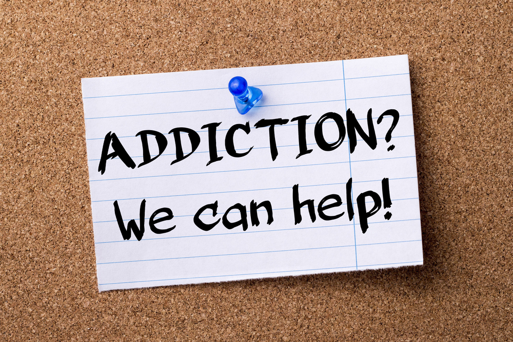 addicted to helping an addict