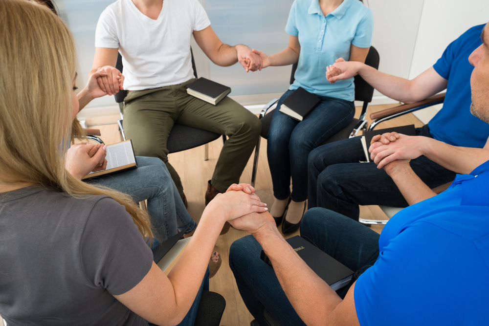Faith-Based Group Therapy